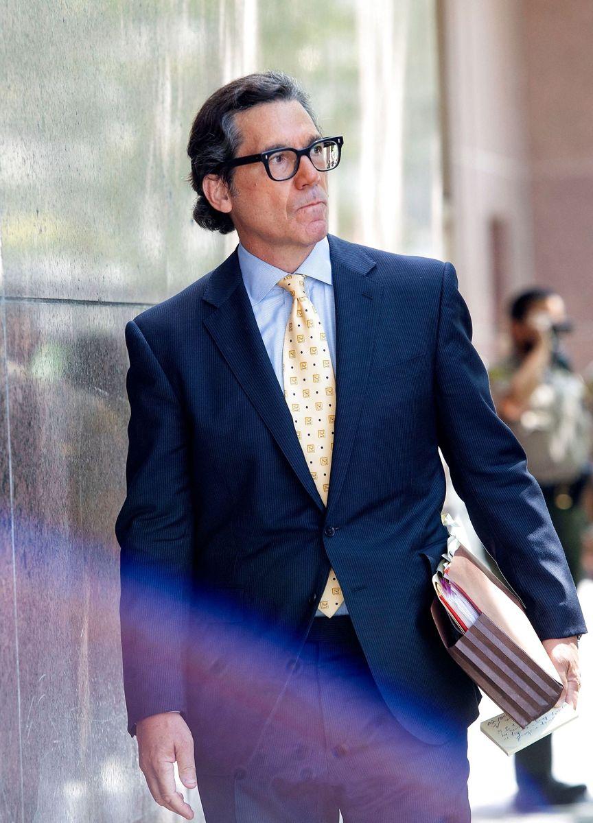 Her er advokat Mathew S. Rosengart, som nu vil sætte alt ind for at få frigjort Britney Spears fra sin far.