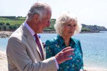 Charles og Camilla på helt særlig tur
