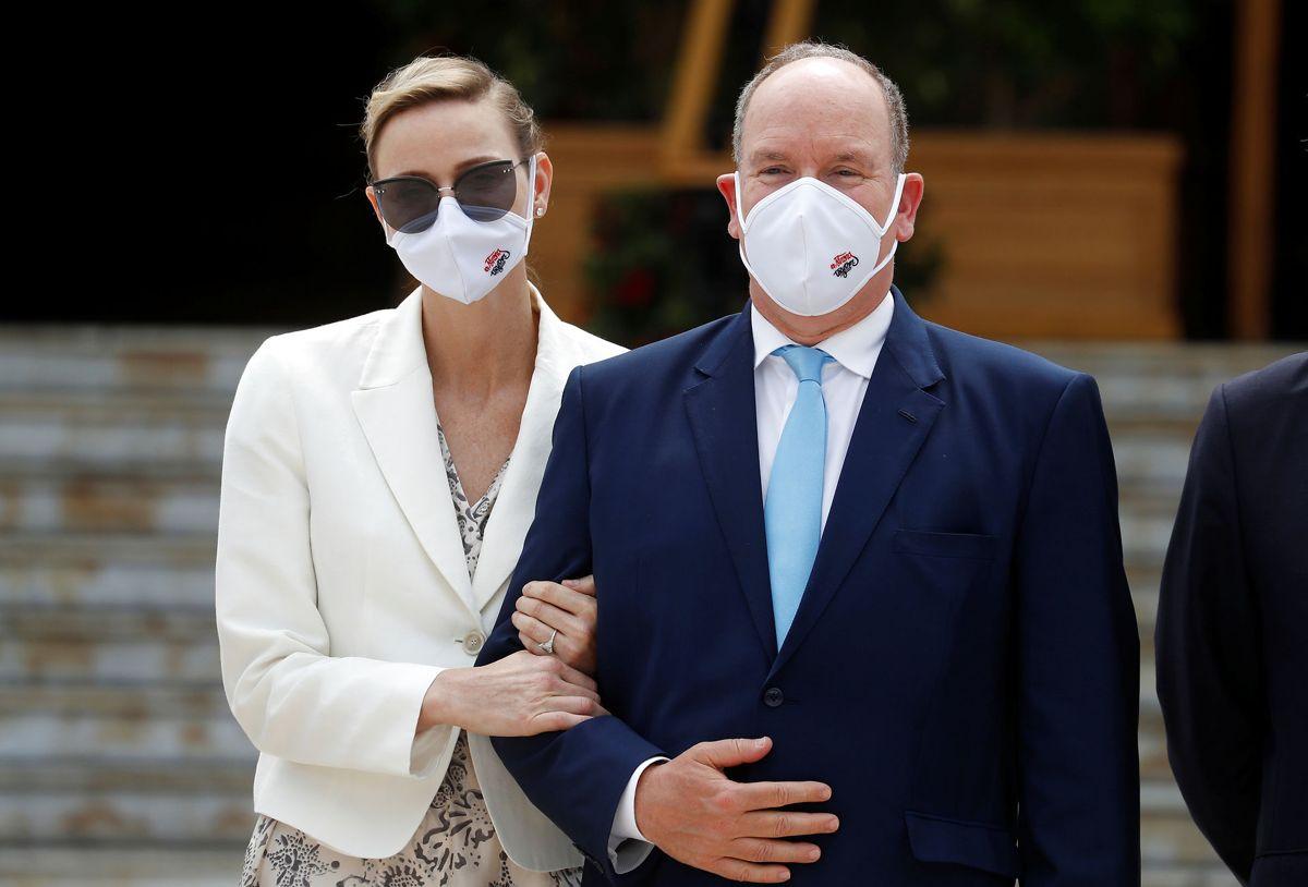 Fyrstinde Charlene har ikke været i Monaco i tæt på to måneder nu. Foto: Eric Gaillard/Reuters/Ritzau Scanpix