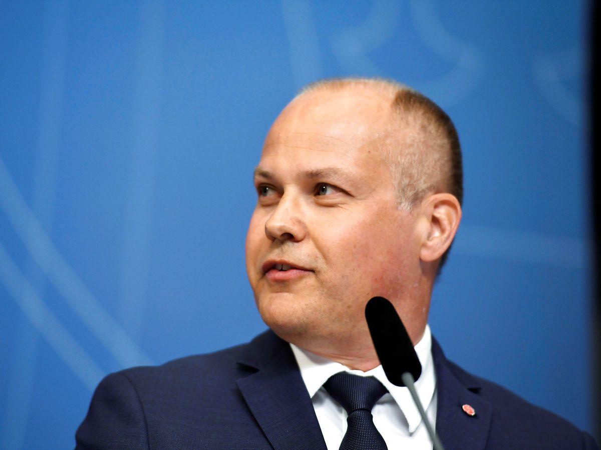 Sveriges regering vil skærpe straffe for unge, siger justitsminister Morgan Johansson