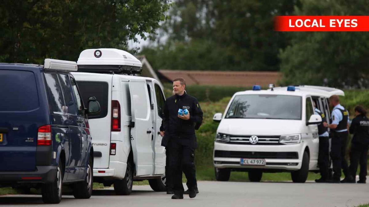 De to mænd var ifølge lokalt medie i familie med hinanden.Foto: Local Eyes