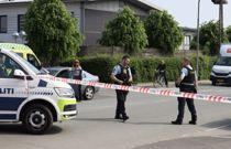 Politiet skyder mand