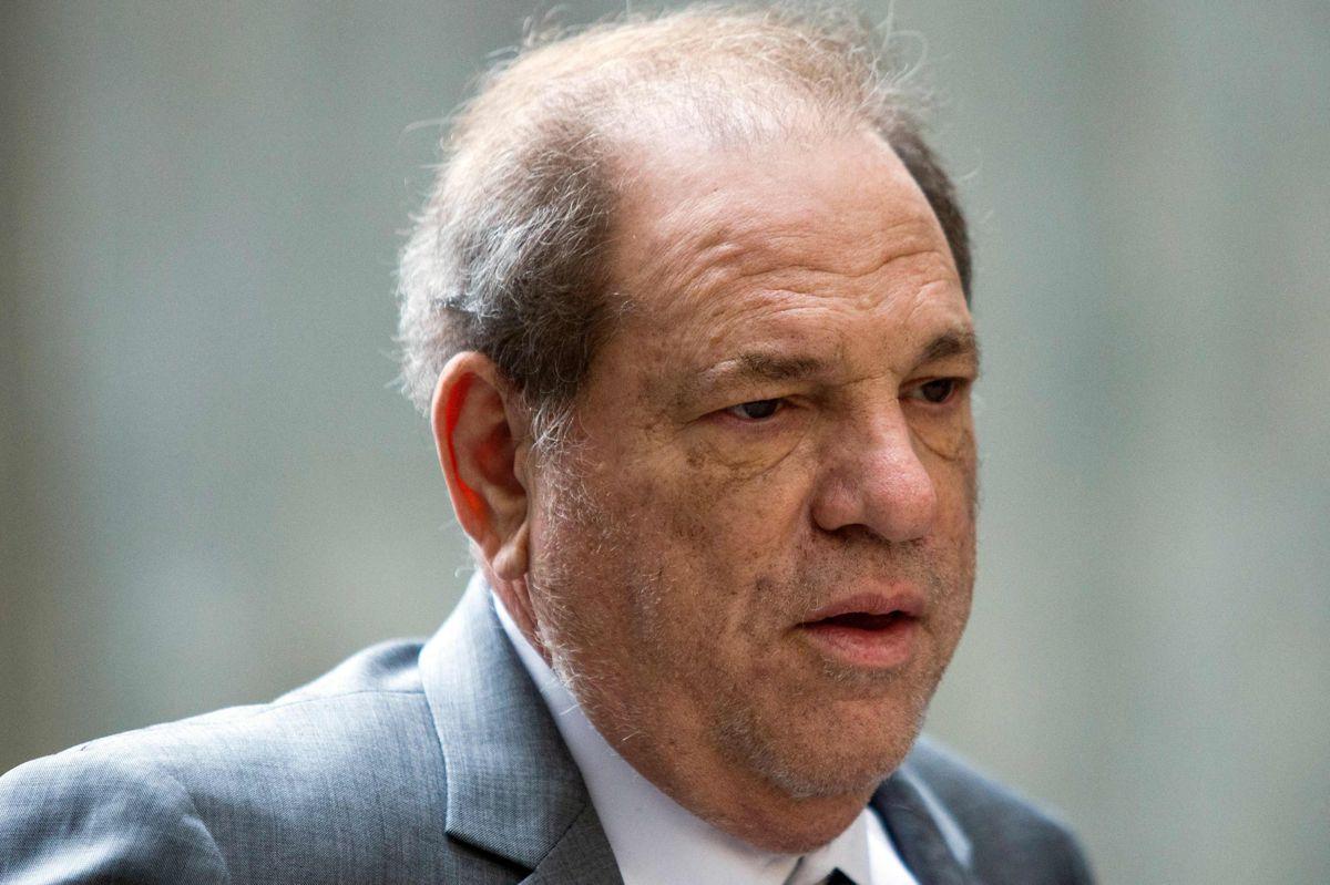 Harvey Weinstein blev i New York idømt en fængselsstraf på 23 år. Nu sidder han på anklagebænken i Los Angeles. (Arkivfoto).