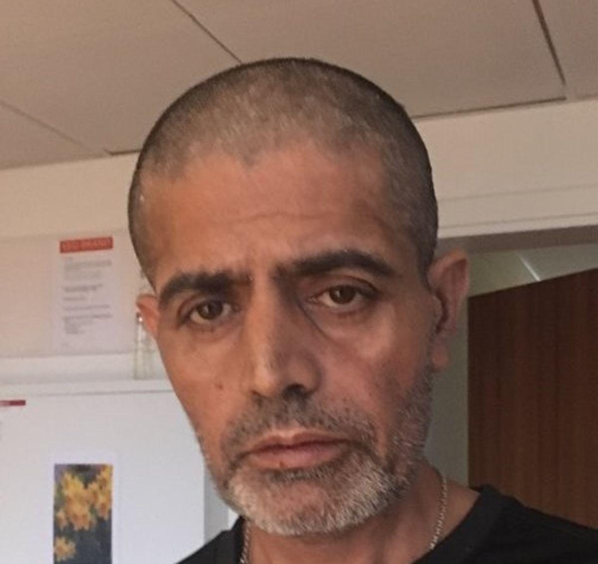 Politiet efterlyser denne mand
