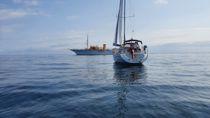 I havsnød: Kongeskibet kom familie til undsætning