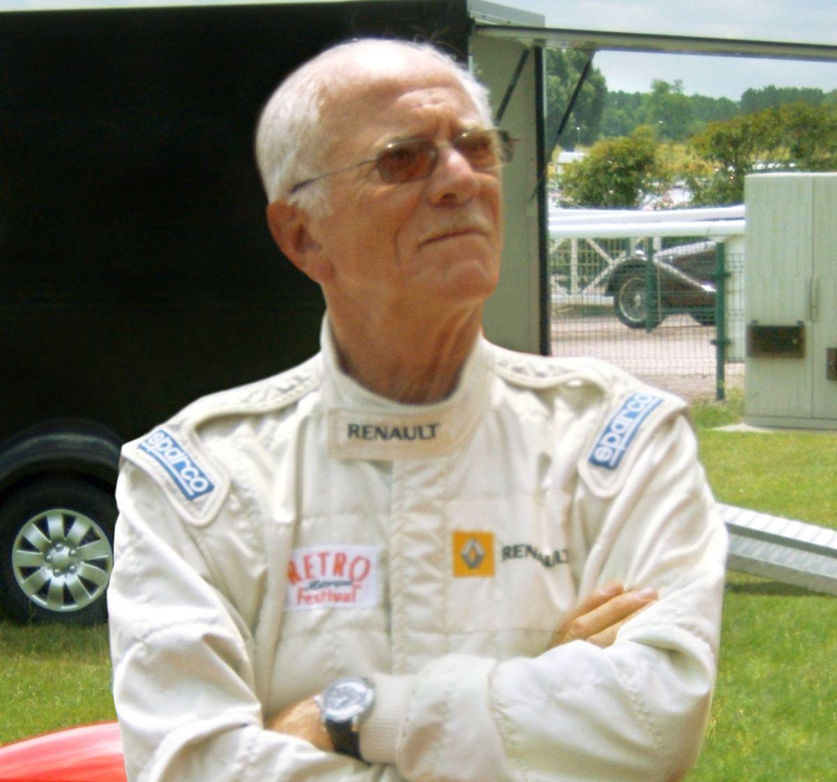 Jean-Pierre Jaussaud blev for alvor kendt, da han vandt Le Mans for første gang i 1978. Foto: Wikimedia