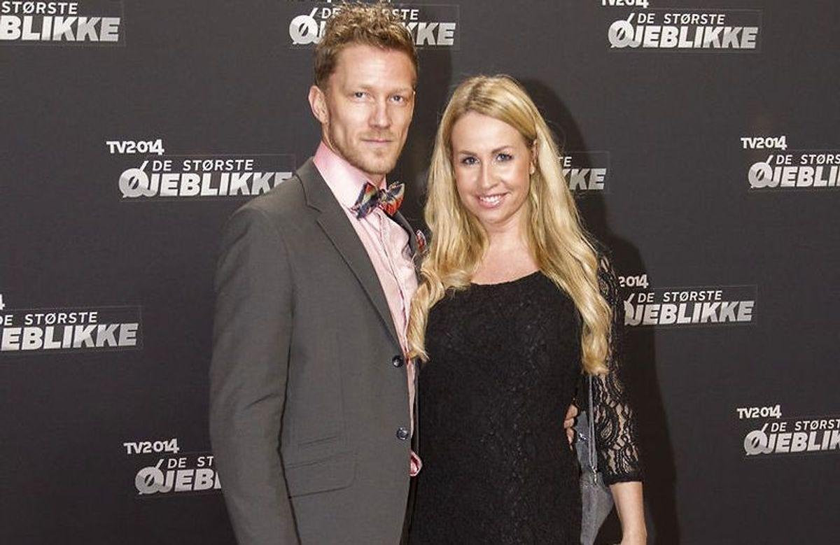 Vild med dans-stjerne Michael Olesen og Joan Divine er blevet forældre.
