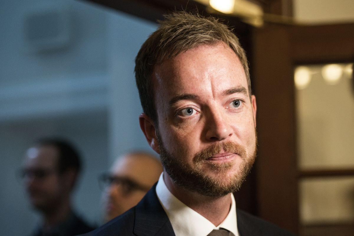 Tidligere folketingsmedlem og minister for Venstre, Esben Lunde Larsen, har fået nyt job.