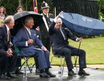Rusker i Charles og Boris Johnson