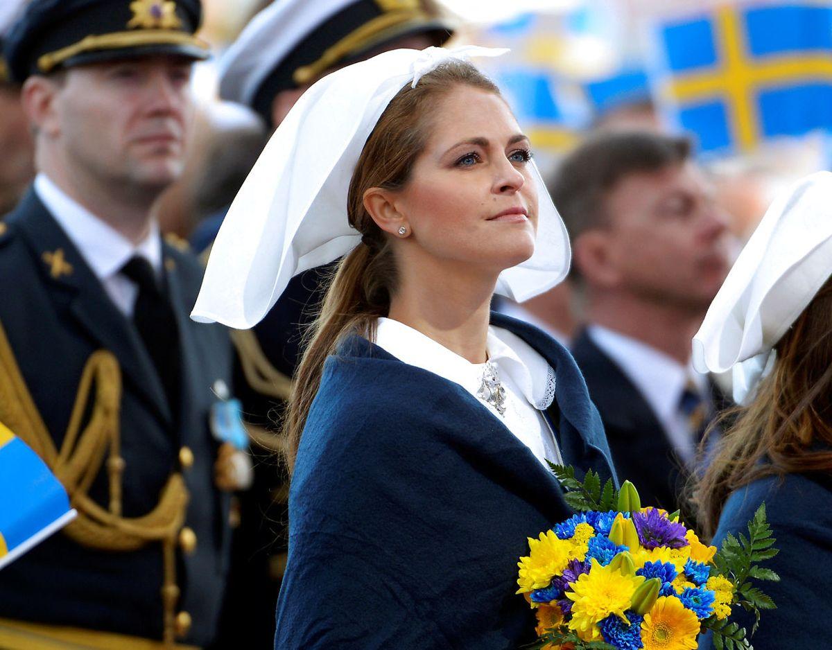Madeleine bliver foreløbig i Sverige