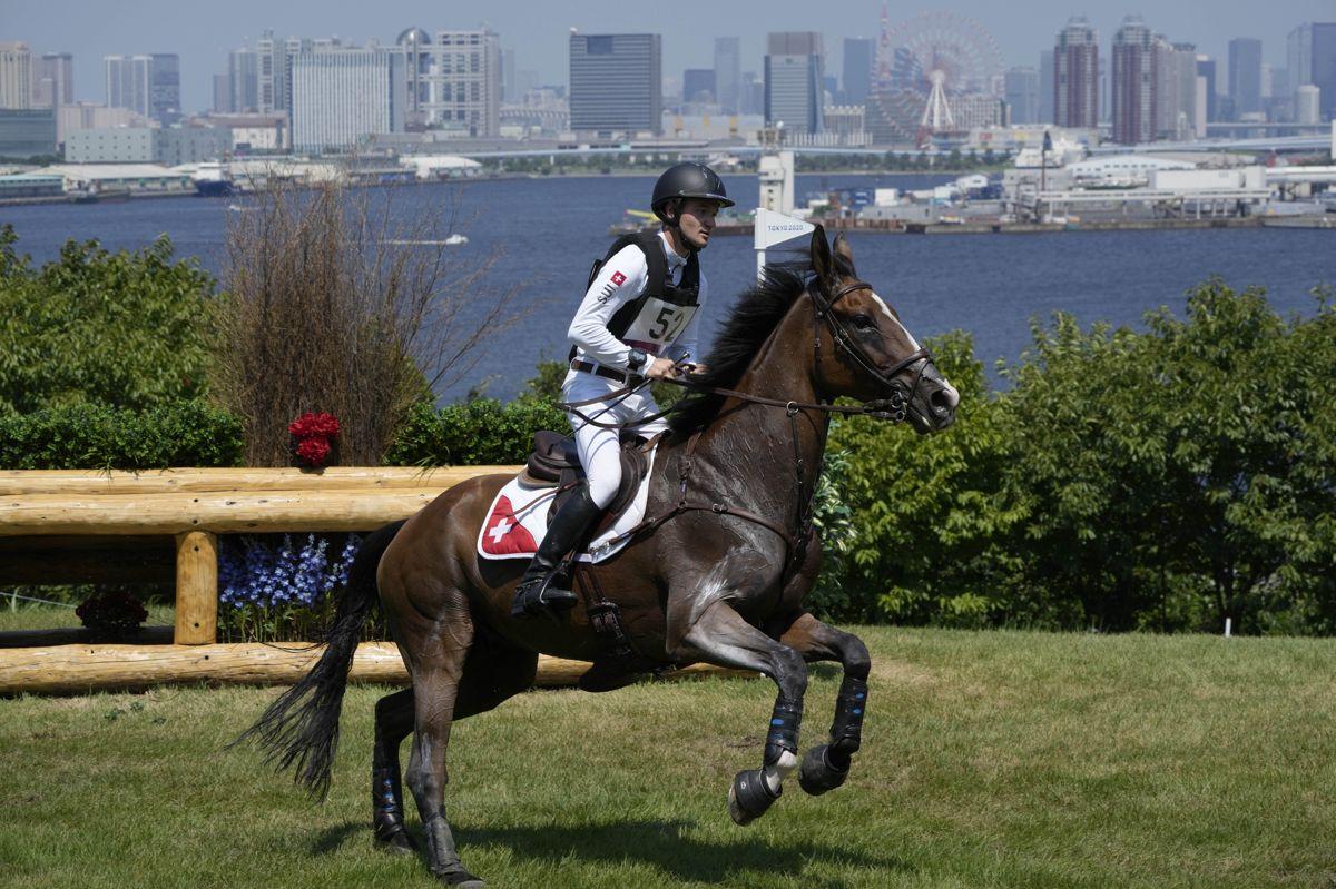 Hest aflivet efter OL-konkurrence