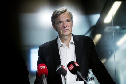 Poul Madsen var i 14 år været chefredaktør på Ekstra Bladet. Nu skal han være vært på en nyhedspodcast på Podimo. Den vil blive sendt hver eftermiddag klokken 15. (Arkivfoto)