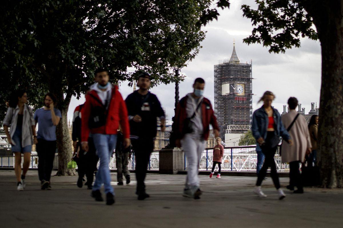 England genåbner: Men ikke for danskere