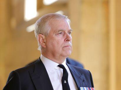 Prins Andrew har flere gange afvist beskyldningerne mod ham. (Arkivfoto)