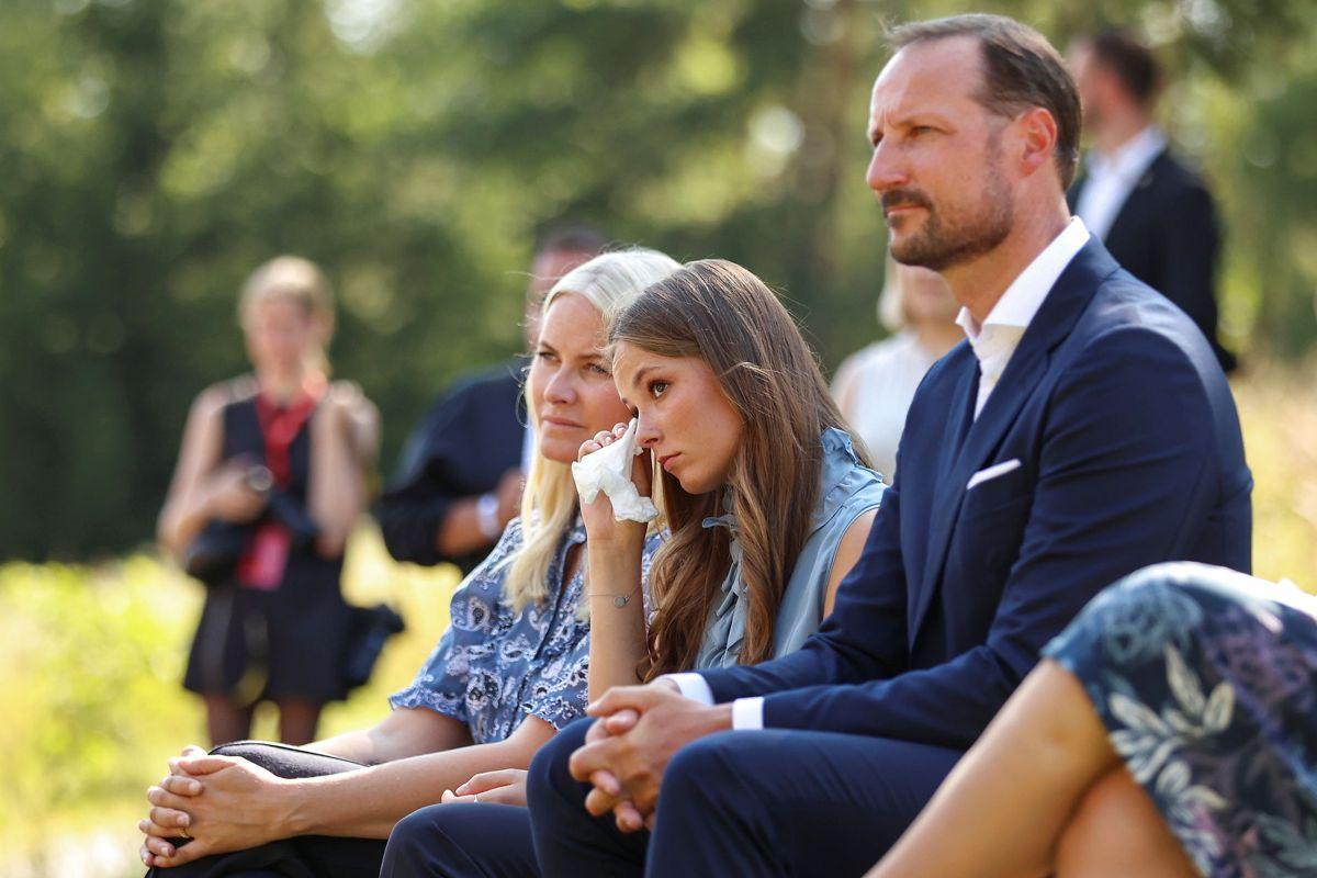 Det er den norske prinsesse Ingrid Alexandra, der har fået corona.