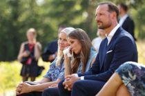 Corona-chok i norsk kongehus