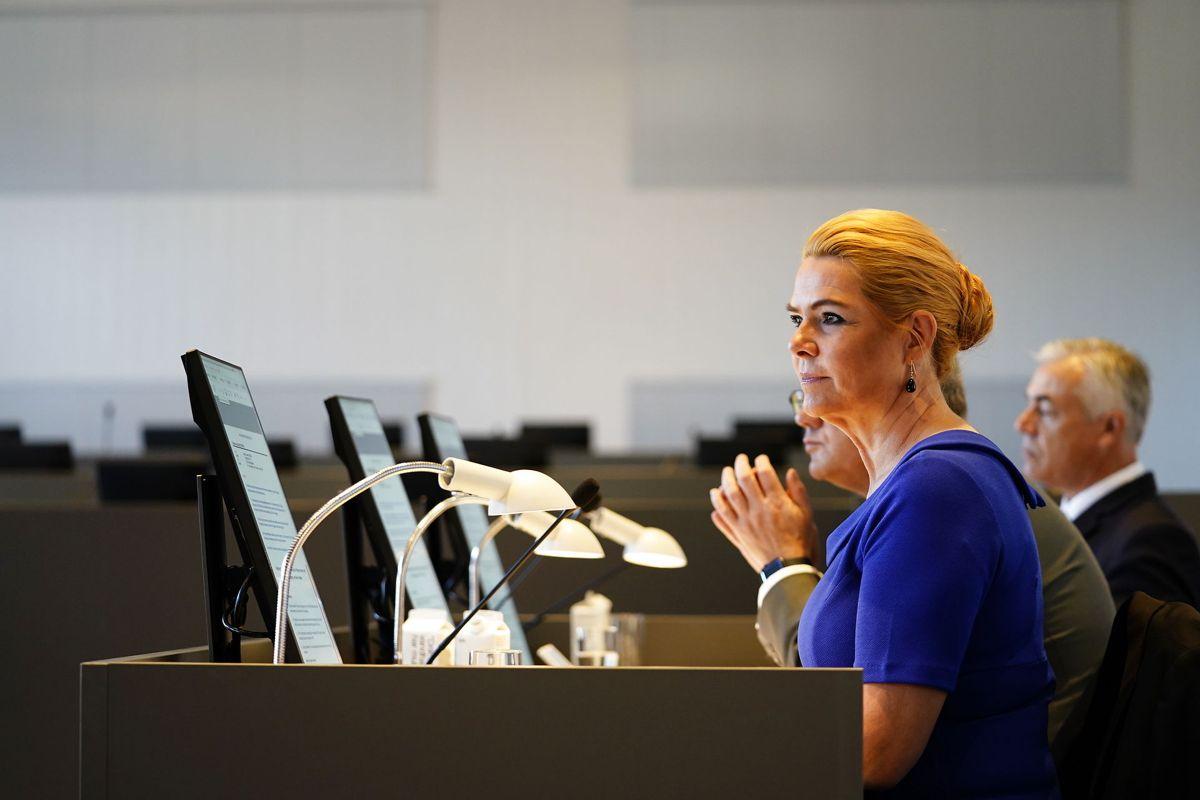 Rigsretssag mod Inger Støjberg er torsdag gået i gang.