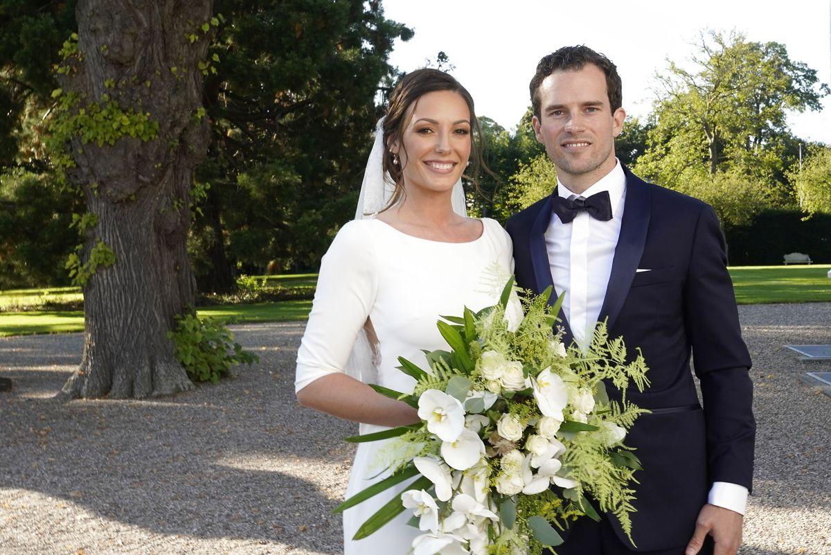 Nicolai Laudrup og Sofie Sandberg holder lørdag bryllup på Sølyst i Klampenborg.