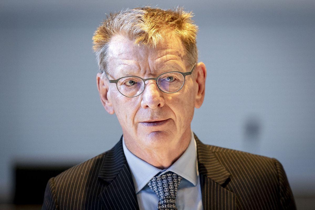 Retsformand Thomas Rørdam blev kontaktet af sin læge under mødet i Rigsretten