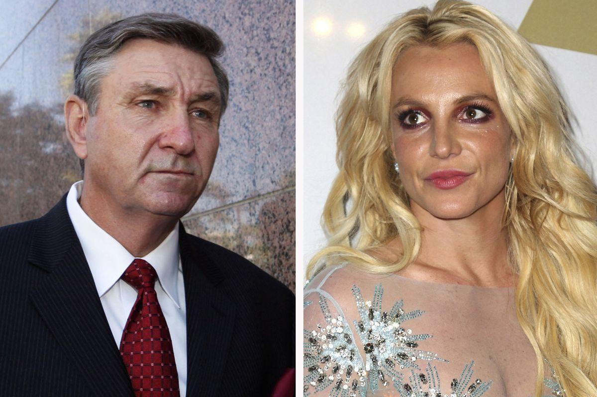 En mangeårig kamp mellem Jamie Spears og hans datter Britney Spears kan snart være slut. (Arkivfoto)