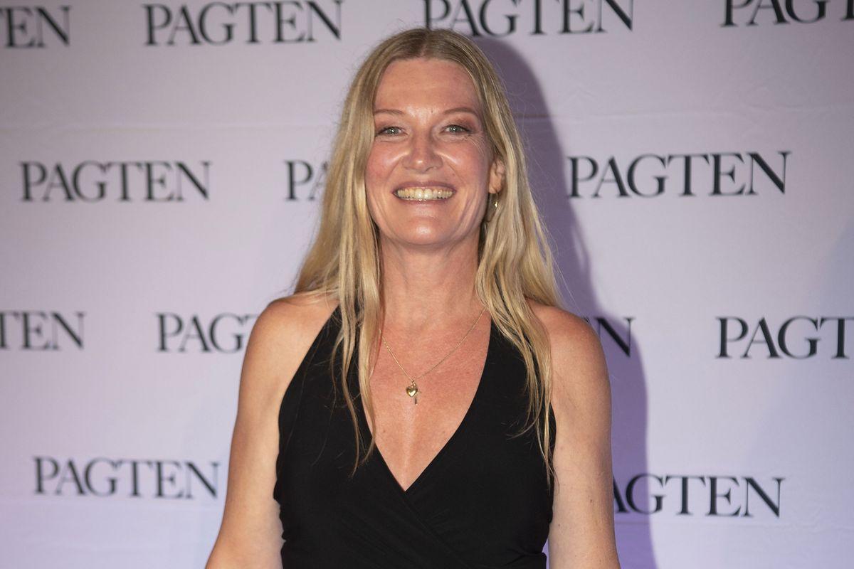 """Anne-Grethe Bjarup Riis fik sin debut som instruktør i den historiske film """"Hvidsten Gruppen"""". Hun arbejder også som skuespiller og har medvirket i flere danske spillefilm som Lars von Triers dogmefilm """"Idioterne"""" fra 1998. (Arkivfoto)"""