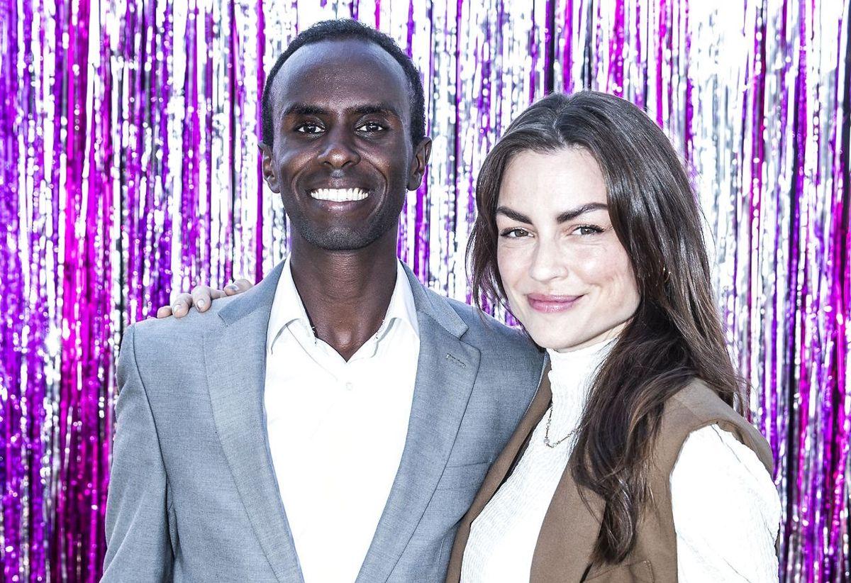 Maratonløber Abdi Ulad kan både se frem til at blive gift med sin kæreste og medvirke i Vild med dans.