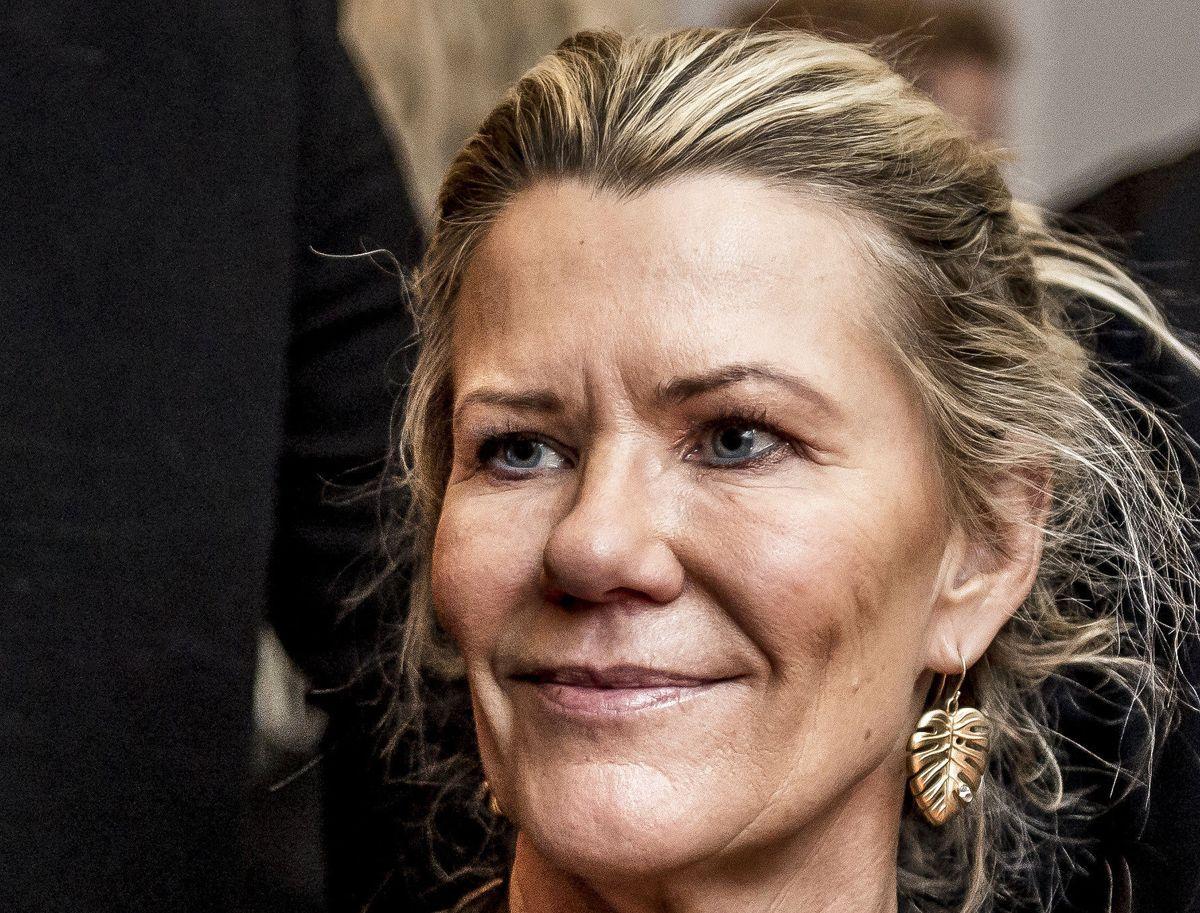 Mette Reissmann er efter 15 år blevet gift med sin kæreste.