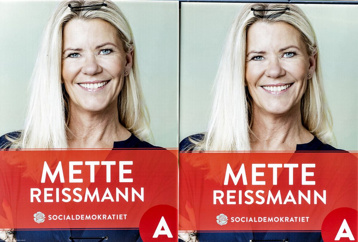 Mette Reissmann sidder i Folketinget for Socialdemokraterne.