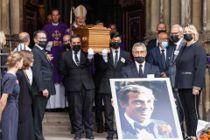 Se billederne: Her begraves Jean-Paul