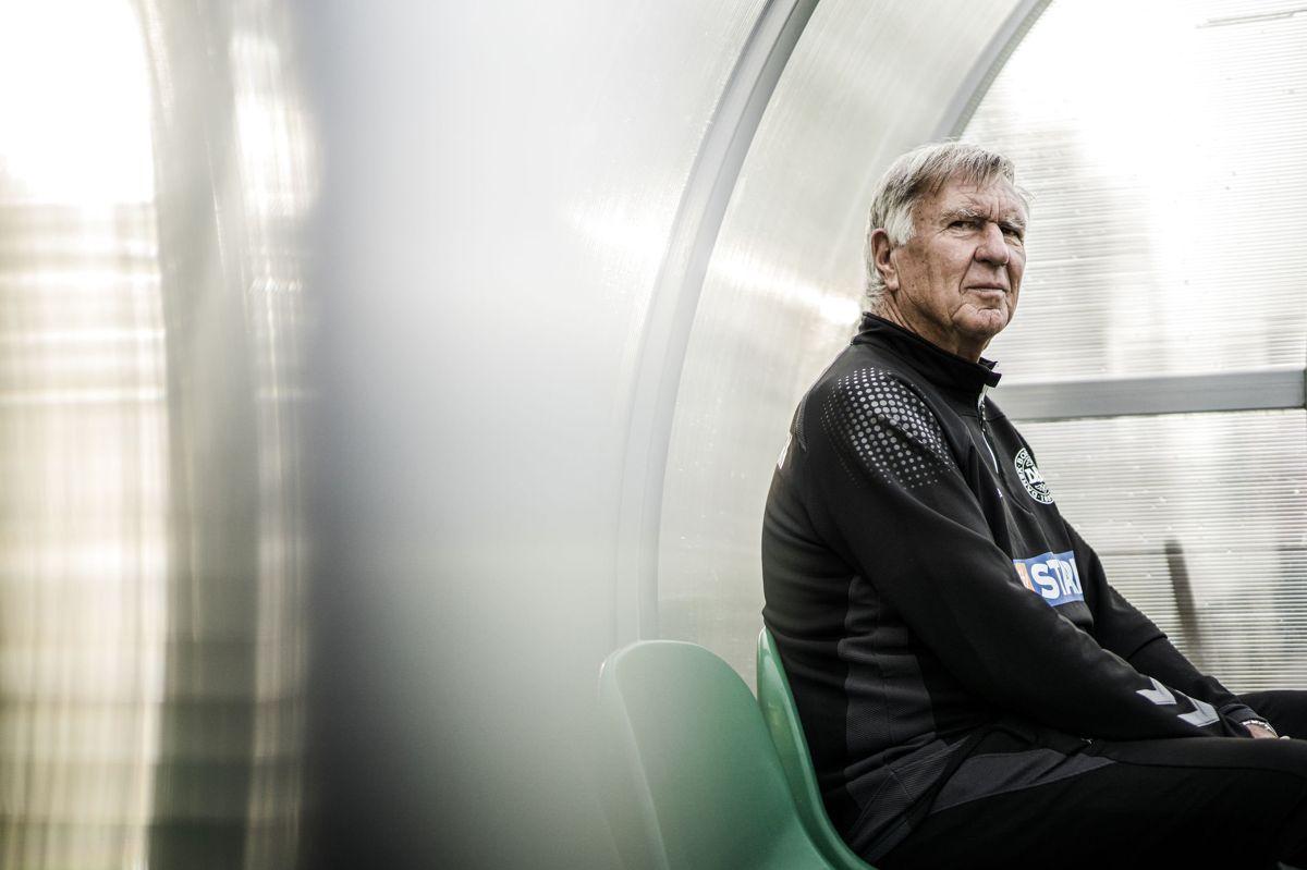 Sepp Piontek stod i spidsen for Danmark fra 1979 til 1990.