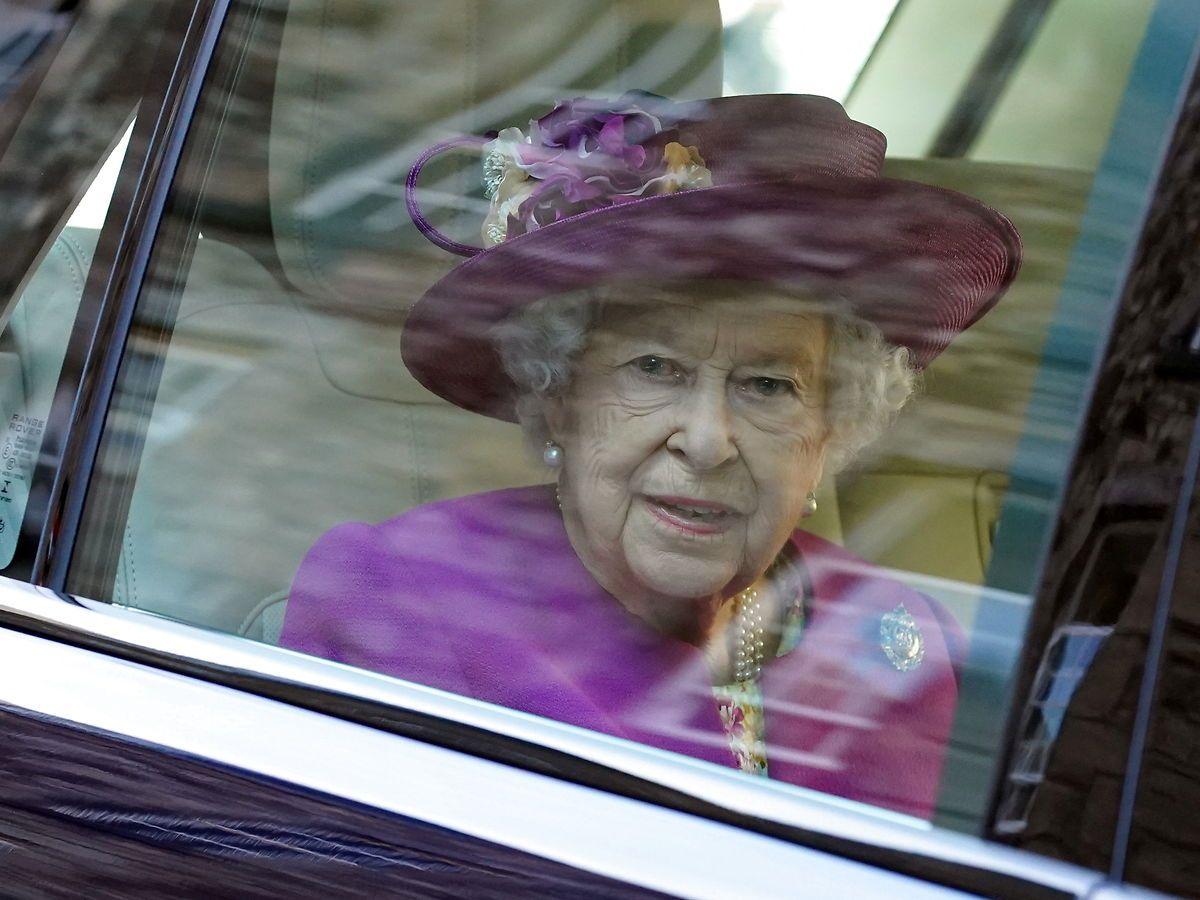 """Storbritanniens dronning Elizabeth II fortæller, at et besøg ved """"World Trade Center i 2010 står mejslet ind"""" i hendes hukommelse. (Arkivfoto.)"""