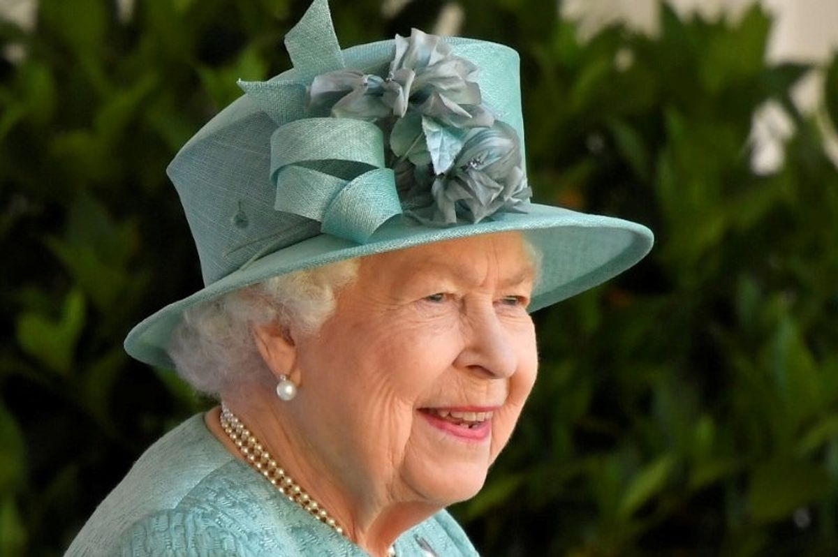 Den 95-årige dronning Elizabeth sender lykønskninger til Emma Raducanu efter den britiske teenagers sensationelle sejr i US Open-finalen. (Arkivfoto).