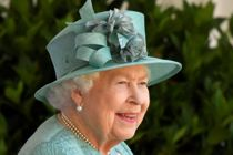 Kongehuset hylder ny dronning