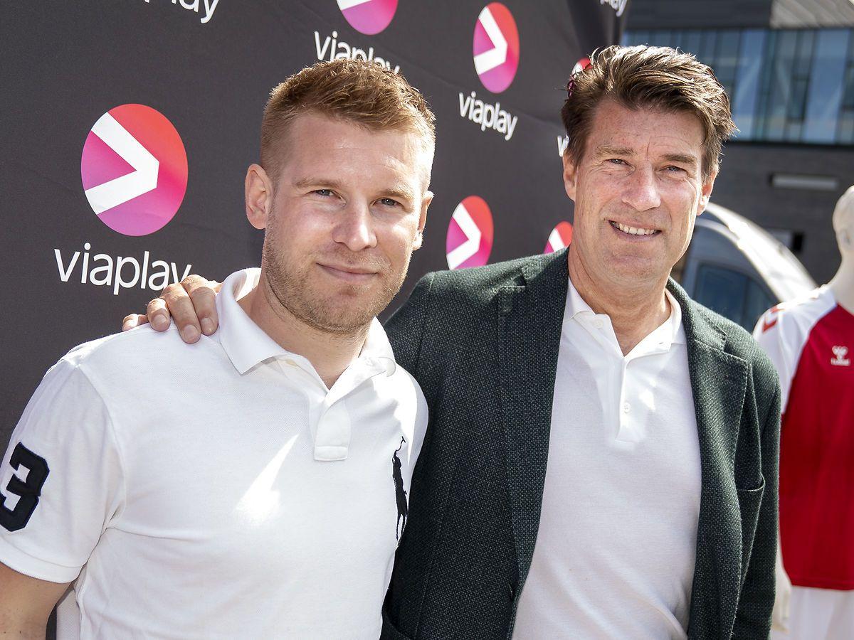 Den tidligere fodboldspiller Mads Laudrup er med i truppen til EM i padel