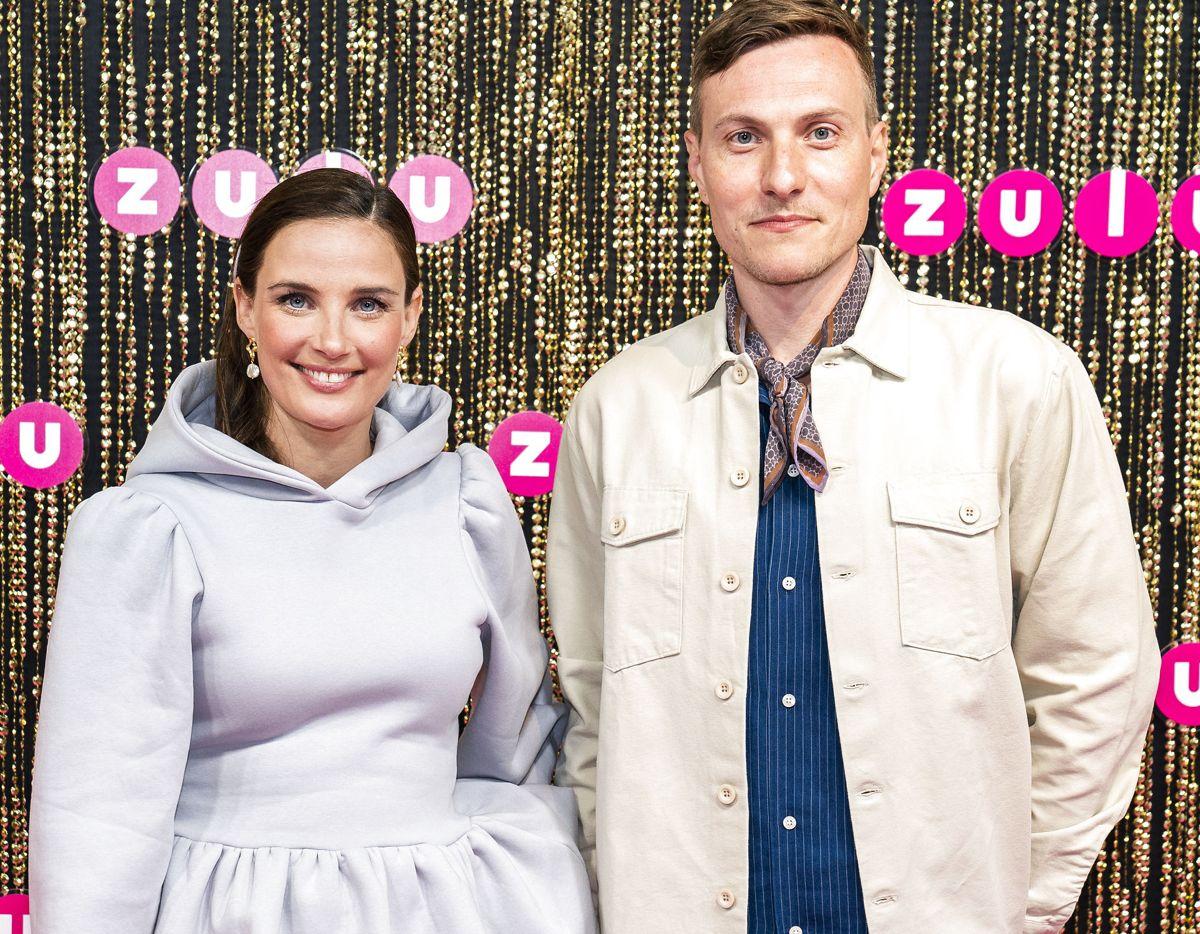 Sofie Østergaard og husbonden Sebastian Richelsen venter deres tredje barn. De har i forvejen drengene Villy og Geo.