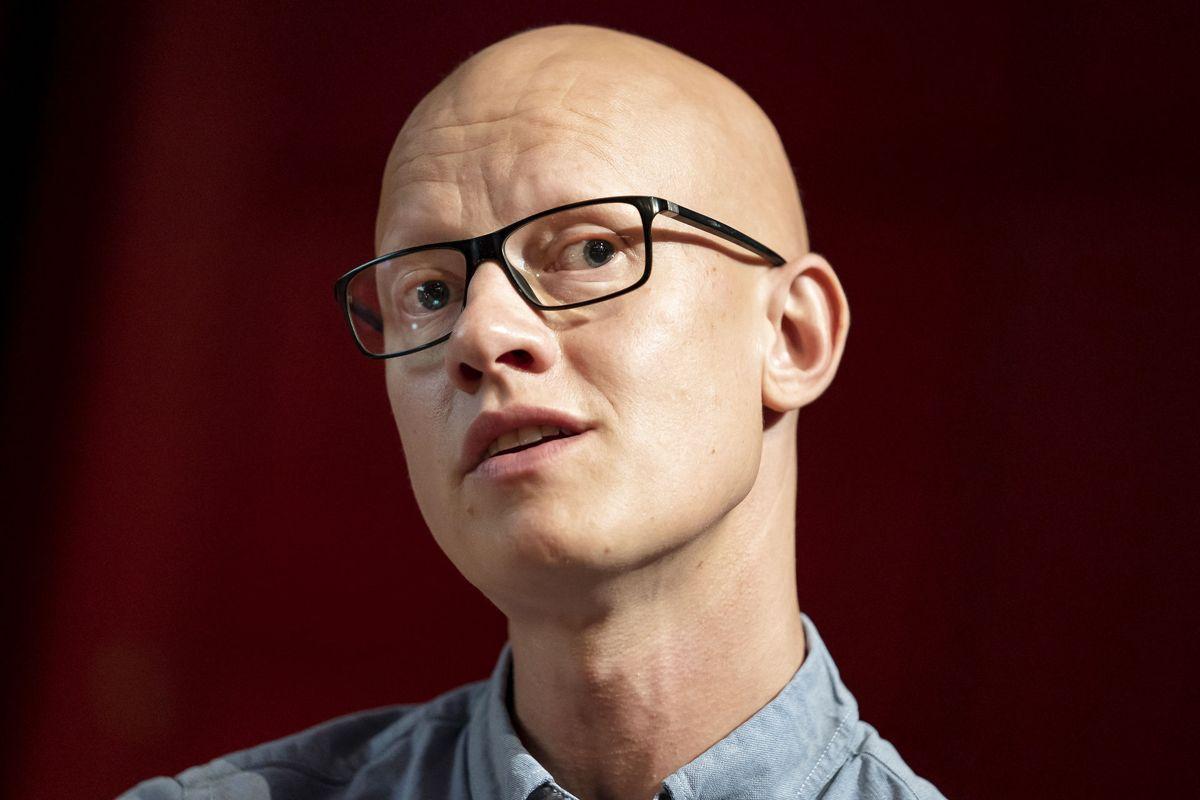 Den nu tidligere dramachef i DR Christian Rank
