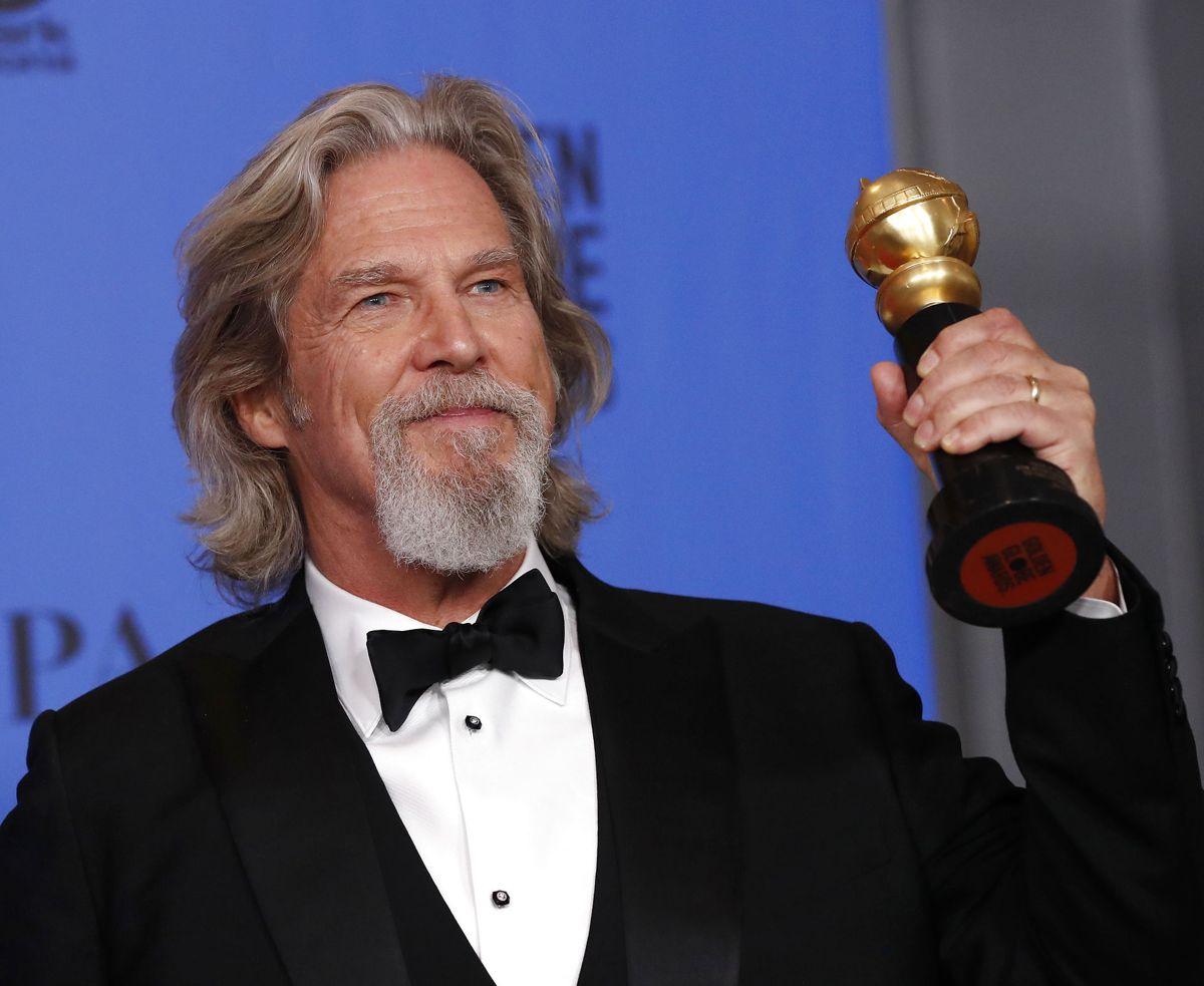 Jeff Bridges måtte have hjælp til at gå rundt og fik ilt.