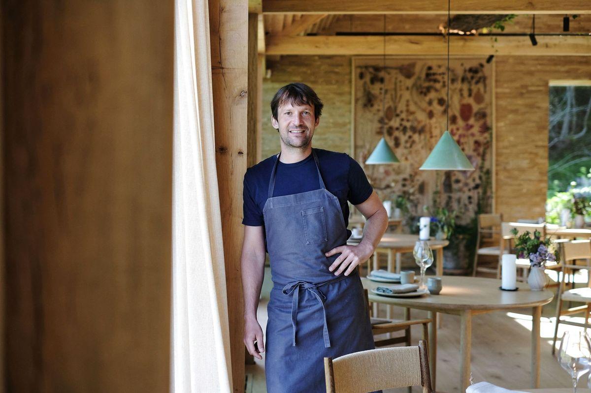 Kokken René Redzepi, der står bag restaurant Noma, kan nu kalde sig indehaver af tre michelinstjerner. (Arkivfoto)