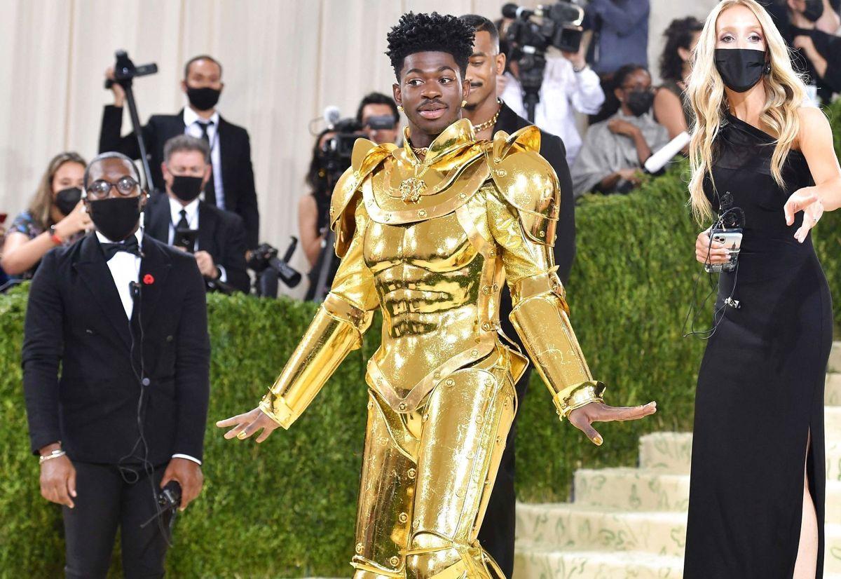 Den amerikanske rapper Lil Nas X.