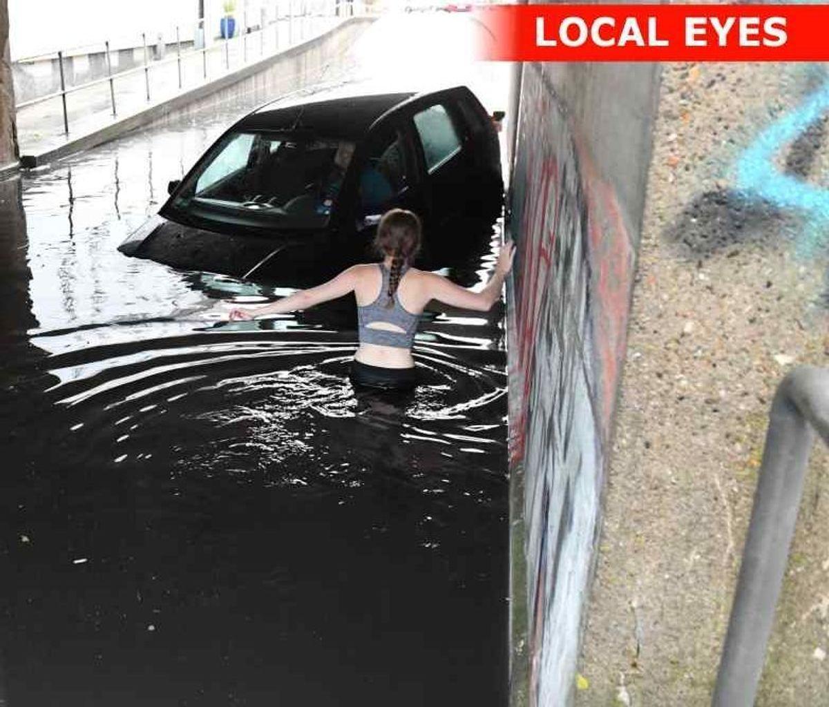 DMI advarer om kraftig regn