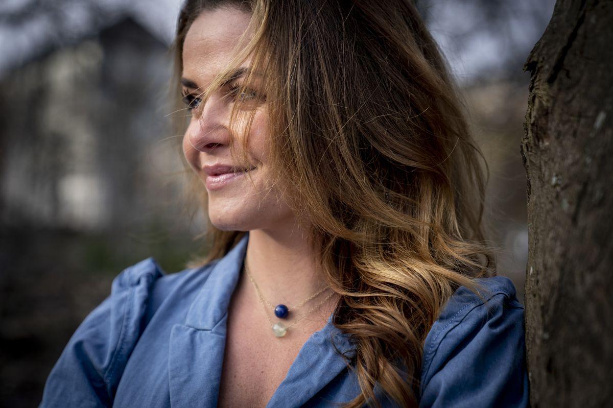 Ditte Julie Jensen er mor til to mindre børn, som hun har med sin eksmand, Marck Topgaard. (Arkivfoto)