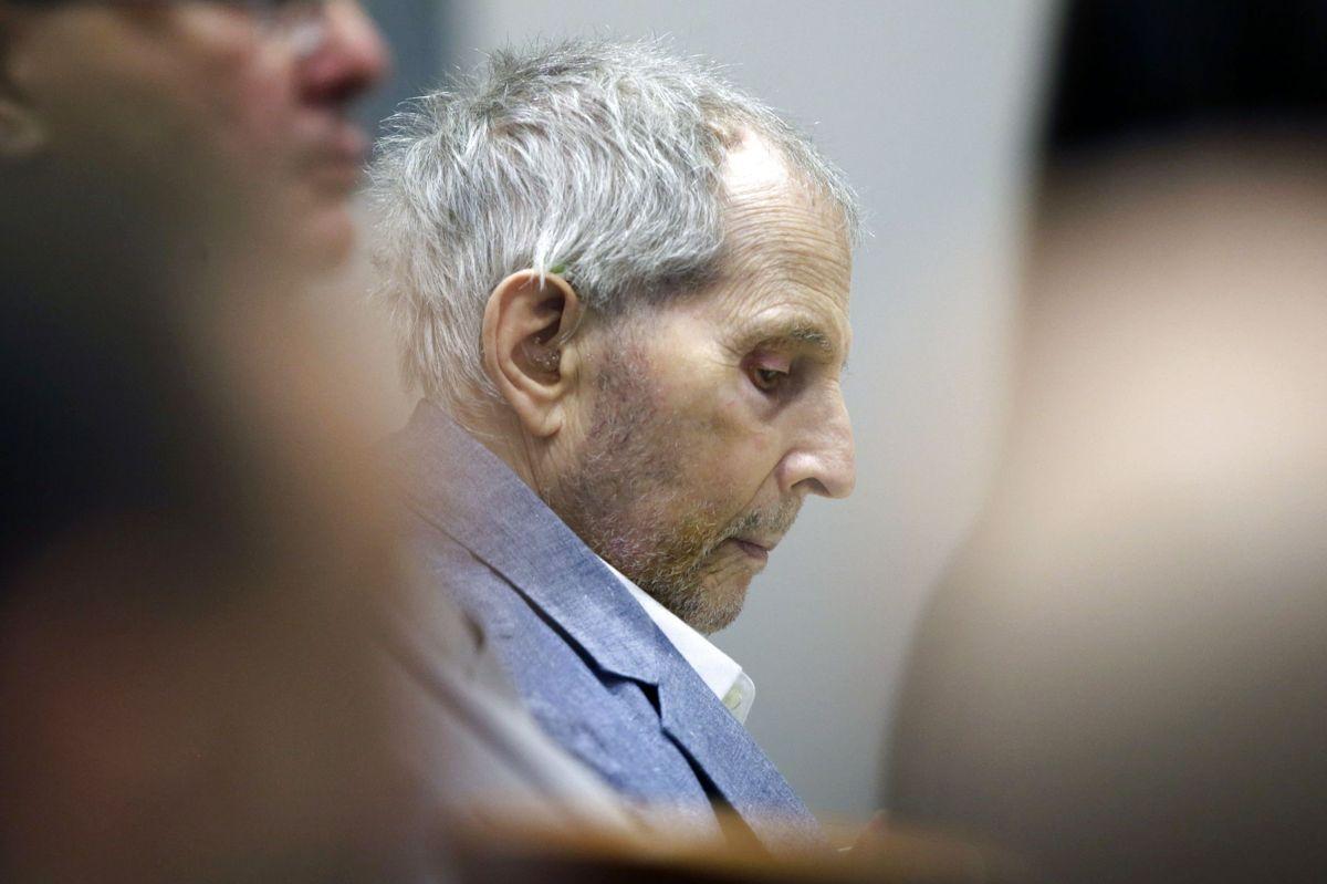 Rigmanden Robert Durst er blevet kendt skyldig i drabet på sin bedste veninde, Susan Berman. (Arkivfoto)