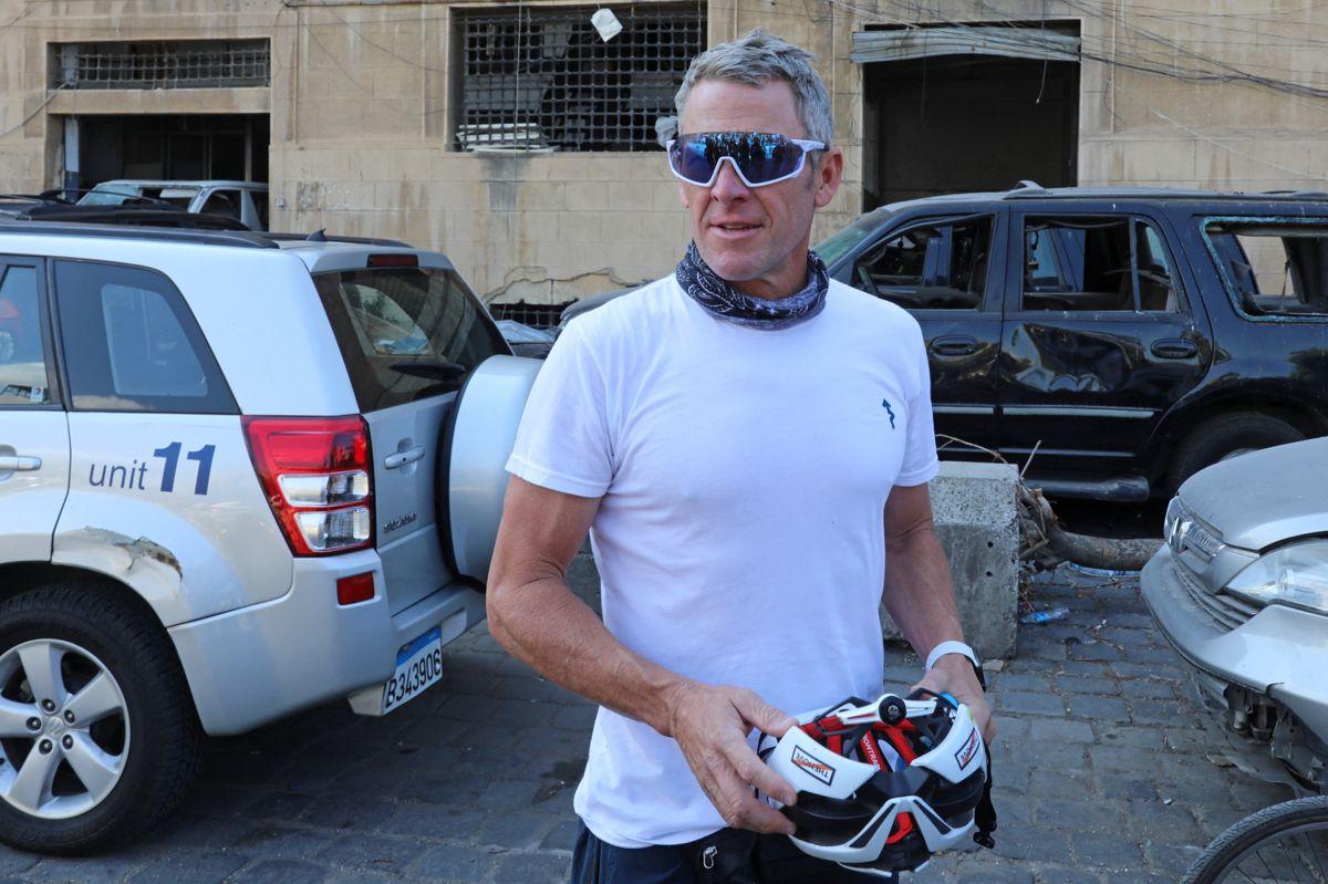 Lance Armstrong vandt Tour de France syv gange på stribe, men brug har doping har ført til, at han er blevet frataget alle syv triumfer igen. (Arkivfoto)