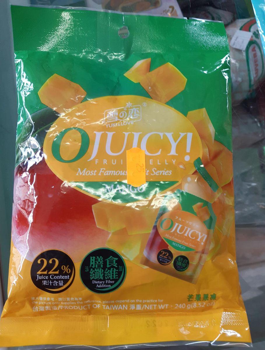 Jelly-varianterne Mango og Litchi tilbagekaldes.