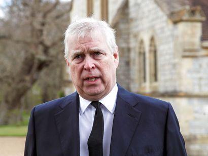 Prins Andrew modtager søgsmål med misbrugsanklage via e-mail