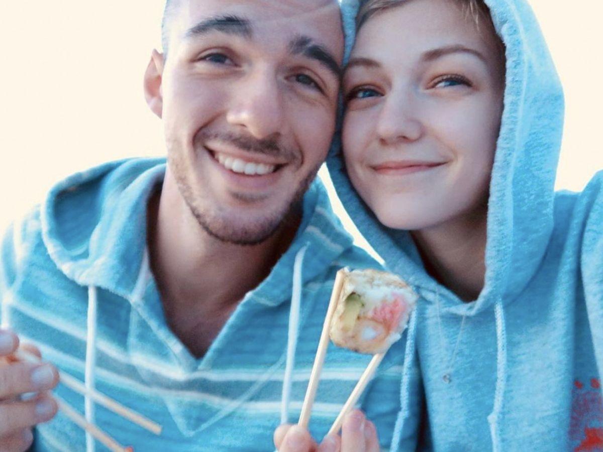 Gabby Petito og Brian Laundrie rejste gennem USA sammen, før Gabby blev dræbt.