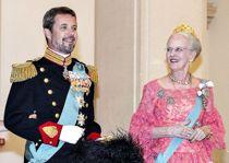 Margrethe og Frederik gør fælles front