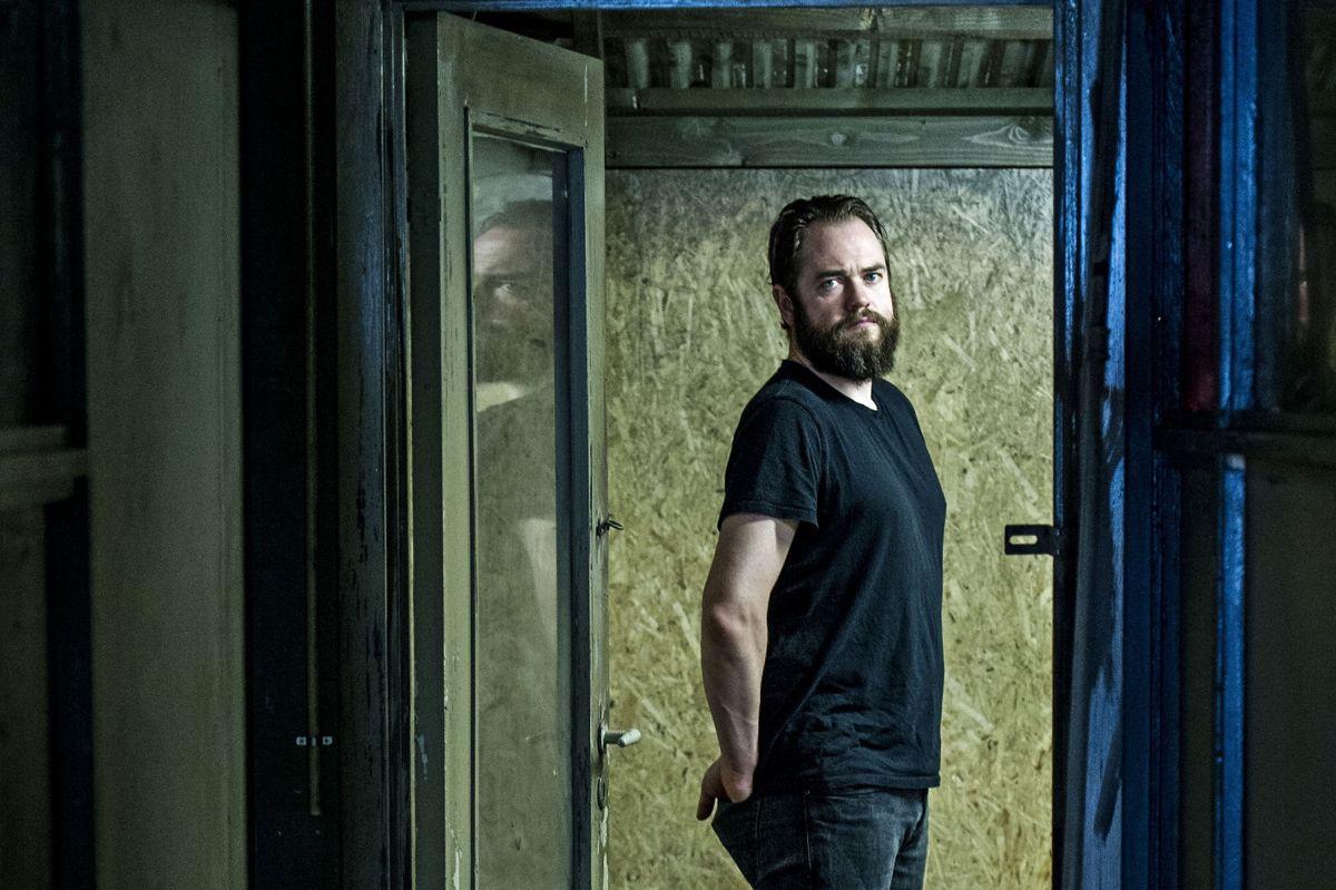 Esben Dalgaard bruger som skuespiller sin krop som en kamæleon. Han ændrer den efter sine roller. (Arkivfoto)