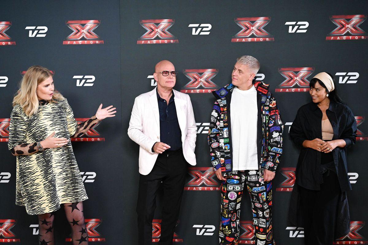 Det tre dommere i næste års X Factor er netop blevet præsenteret.