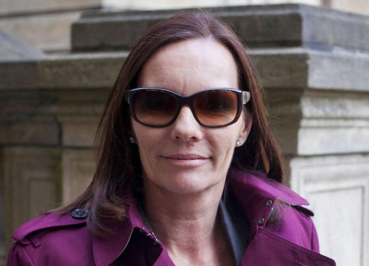 Corona-pandemien har nu holdt Janni Spies adskilt fra sin brasilianske kæreste Roberto i halvandet år Katrine Emilie Andersen/Ritzau Scanpix